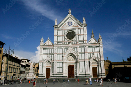 The Basilica of Santa Croce
