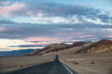 death valley dusk drive