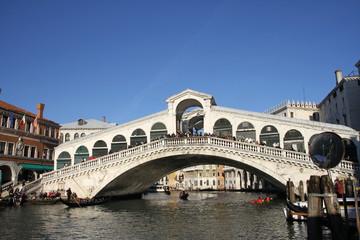 ベネチア リアトル橋