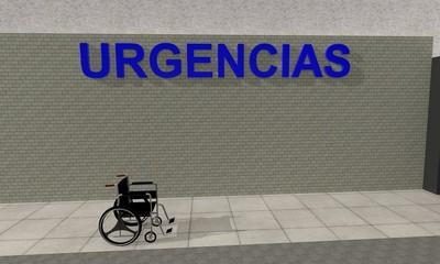 Urgencias del hospital
