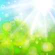 04_Green_beams_background