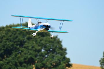 RC plane model