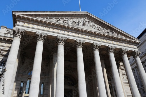 London, UK - Royal Exchange