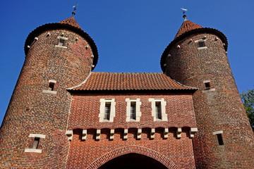 Lüdinghauser Tor in DÜLMEN ( westl. Münsterland )