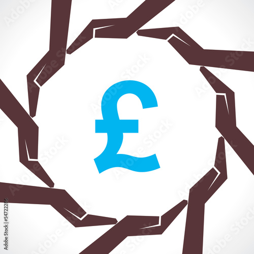 Save money concept  - vector illustration