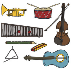 Freehand instruments