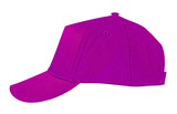 Sports fuchsia cap