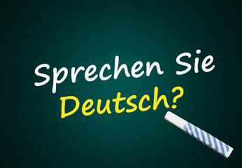 Sprechen Sie Deutsch? (Sprache, Sprachschule)