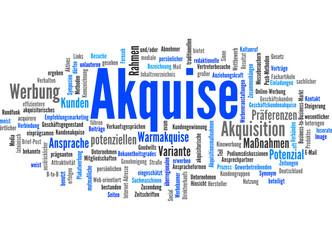 Akquise (Kundengewinnung, Neukunden, Werbung)