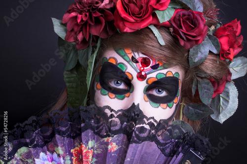 Fototapeten,kunst,schönheit,schwarz,karneval