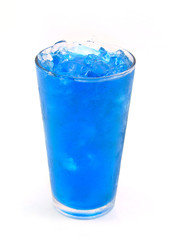 Blueberry juice.