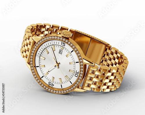 Leinwandbild Motiv watch