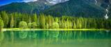 Fototapety lago di montagna