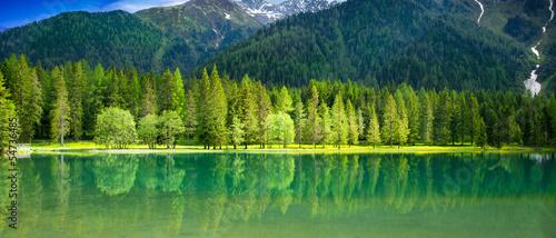 lago di montagna - 54736485