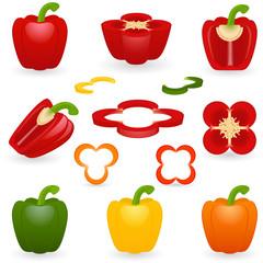 Icon Set Pepper