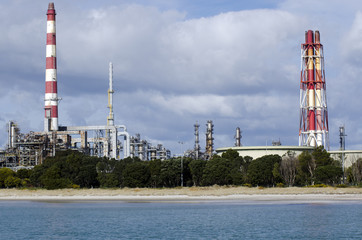 Marsden Point Oil Refinery