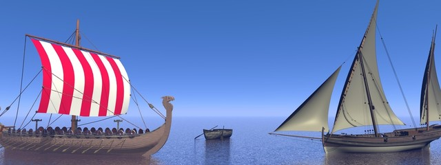 boats with sails