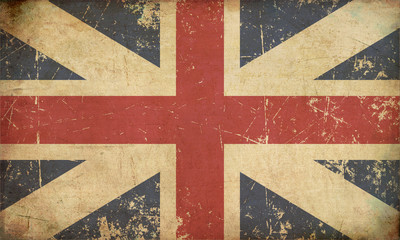 Union Jack 1606–1801 (The King's Colours) Flat Aged