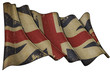 Union Jack 1606–1801 (The King's Colours) Historic Flag