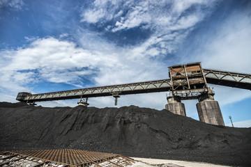 Угольный склад ТЭЦ