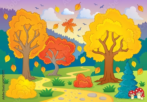 Autumn thematic image 5