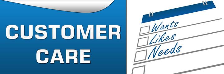 Customer Care Horizontal