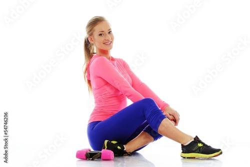Fototapeten,aktiv,aerobic,athlet,sportlich