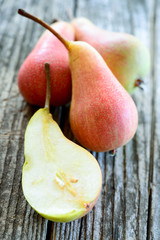 pere biologiche  - organic pears