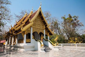 Wat Chaing Rai Thailand
