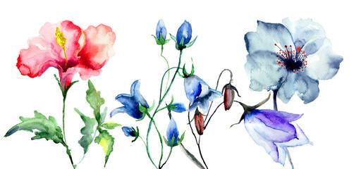 Decorative original flowers