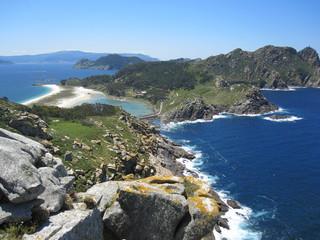islas cies Vigo  Espana