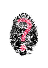 Fingerprint query