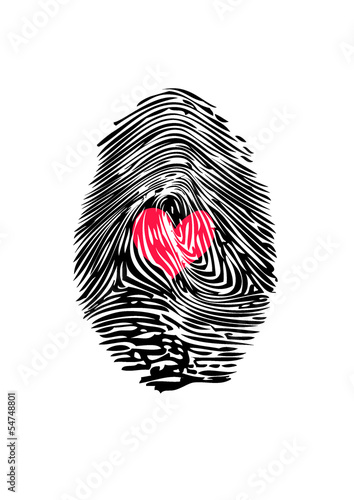 Fingerprint and hearth