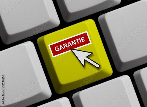 Garantie online