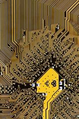 processor mainboard circuit board
