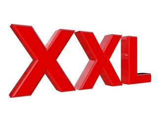 3D Word XXL