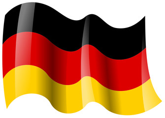 deutschland fahne germany flag