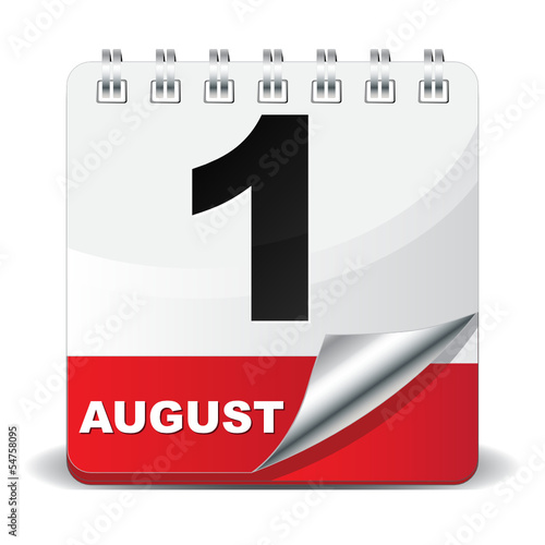 1 AUGUST ICON
