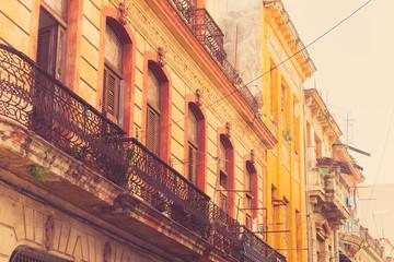 Downtown Habanna Cuba