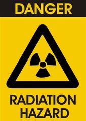 panneau radiation