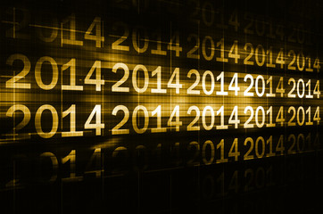 numbers 2014 background