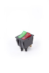 switch, green and red service twin switch electronic part