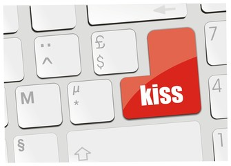 clavier kiss