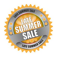 Bügel Button Kranz Late Summer Sale