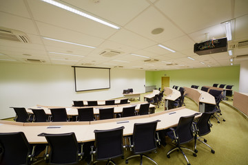 Auditorium for 45 people