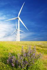 turbine eoliche in campo fiorito