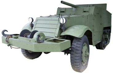 gun motor carriage