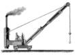 Crane - Grue - 19th century