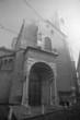 Bergamo - cathedral Santa Maria Maggiore in morning