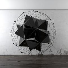 Geometric composition in interior